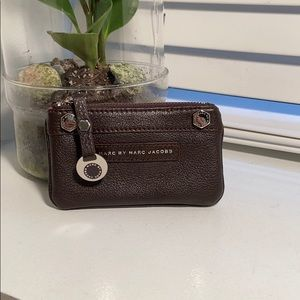 Marc by Marc Jacobs Coin Purse Key Ring Wallet